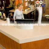 Corian counter /ready made cafe bar counter