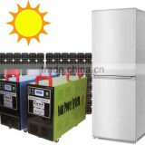 800W Portable Solar Power Box for AC Refrigerator Freezer