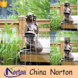 2016 new design Art metal water fountain landscape decor NTBF-MF012Y