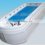 Deluxe salt bath bed
