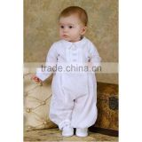 Boys christening gown, boys baptism suit