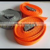 orange endless 25 mm cam buckle tie down straps/lashing strap/luggage strap/cargo lashing TUV GS approval