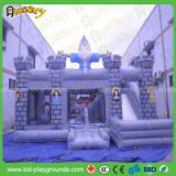 Wholesale inflatable combo moonwalk/ jumper/ kids bouncers castle with slide for sale and rental