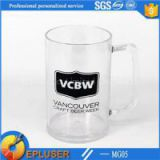 Plastic beer mug, made of plastic/food-contact safe/customized colors/designs/sizes are accepted