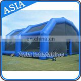 Giant Inflatable Marquee Field Tunnel Tent For Paintball Event