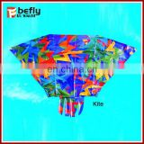 80*58cm Colorful large power kite for outdoor