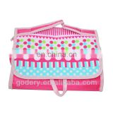 3 Folder Beautiful Cosmetic Bags