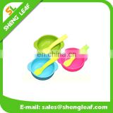 FDA flexible Silicone Bowls for kids