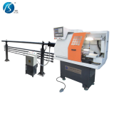 CK0640A small cnc lathe with auto bar feeder