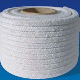 High Temp Rope Gasket Material/Ceramic Braided Rope/High Temperature Rope Seal/Ceramic Rope Seal