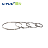 Top Quality Air Hose Clamp Stainless Steel for Air Conditioning Ventilation System