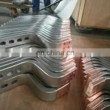 Top of sale titanium clad copper for anode and electrolysis