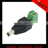 Small Size DC Power Male Plug