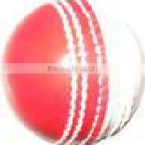 Club Cricket Ball, Leather Ball Red
