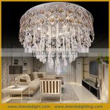 home decorative wholesales crystal lighting ceiling lamp led for home with Competitive price D091/18