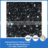 shinny glitter fabric shoe material