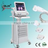 Newest world best selling wrinkle removal skin lifting HIFU machine/non surgical face lift machine for face and body