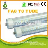 led tube lights 8ft T8 FA8 Single Pin LED Tube Lights 36W 4000Lm Bulbs SMD 2835 2400MM 8feet LED Fluorescent Tube Lamps
