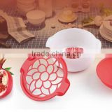 PP+SILICONE 19.7*17*14 New design pomegranate peeler/pomegranate peeling tool/pomegranate processor