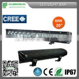 60W led light bars, LED bar light for tractor, forklift, off-road, ATV, excavator, heavy duty equipment etc SRLB60-C3