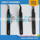VETUS origina ESD antistatic conductive replacement stainless steel or plastic tweezers