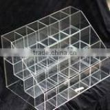 Optional customized acrylic nail polish display rack                                                                         Quality Choice