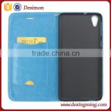 Wholesale Alibaba Flip Wallet Cover for HTC Desire 826,Card Leather Case For HTC Desire 826