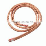 bare braided copper wire 005mm