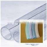 PVC food grade high-intensity polyester fiber reinforced hose