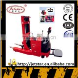 material handling equipment Mini Electric Forklift of reach lift truck