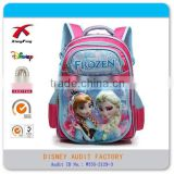 Fashional Kids Snow People School Backpack Histop Girl Bag