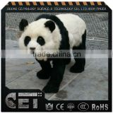 animatronic animals animatronic panda with motions amusement park equipment                                                                         Quality Choice