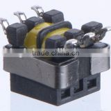 High efficiency bushing type EMI filter wave 0-50A Circle type Current transformer