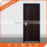 2016 New Desigh JFCG Mothproof WPC wood plastic composite House Doors With heat transfer techonology