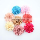colorful craft ribbon carnation for decoration