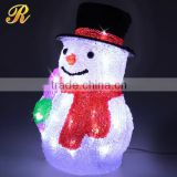 Fancy snowman birthday decoration items