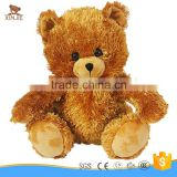 EN71 standard recordable bear plush toy good quality stuffed bear toy with voice recorder                                                                         Quality Choice