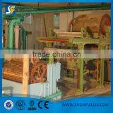 sludge paperboard making machine for recycled waste paper pulp