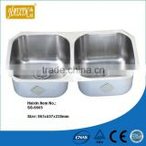 stainless steel sink strainer&floor drain