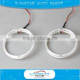 AILECAR SMD LED halos for car headlamp retrofit with singel color DC9-36V