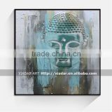 Wall art decor acrylic buddha painting of buddha lord Livingroom shu154