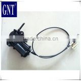 low price Electrical parts series DH220-5 Stop Solenoid For Starter excavator engine parts