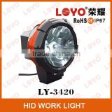 LOYO hid work light for heavy truck Hid flashlight Wholesale hid work light 12V hid high bay light