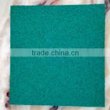 Bright Color And Good Quality Recycled Crumb Rubber Tile FN-E-16012510