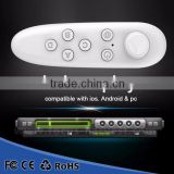 2016 factory direct price bluetooth wireless shutter remote with 9 button for gaming