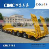 CIMC 80 Tons Low Bed Trailer For Sale