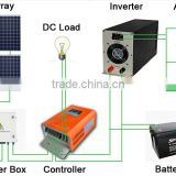 Home wind solar batteries hybrid power system price for home use