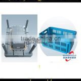 Mould manufacturer plastic injection recycle box mould, container mould