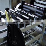 Automatic roll-to-roll rope wearing bag making machine                                                                         Quality Choice