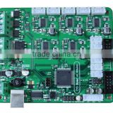 All-in-one 3D Printer Control Board Ramps 1.4 Mage 2560 A4982 Drive With 12864 LCD Control display